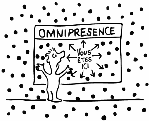 omniprésence marketing